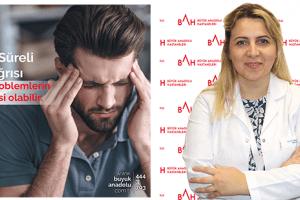 Baş Ağrısı Ciddi Sağlık Sorunlarının Habercisi Olabilir