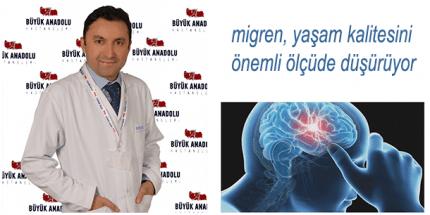 Migren Tedavi Edilebilir Bir Sağlık Sorunudur