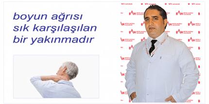 Boyun Ağrılarında Dejeneratif Hastalıklara Dikkat