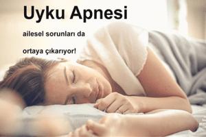 Uyku Apnesi Kişinin Sağlığını ve Sosyal Yaşantısını Etkiliyor