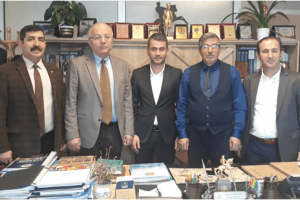 Büyük Anadolu'ndan Atakum Belediyesi'ne Ziyaret