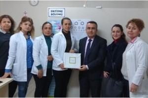 Büyük Anadolu Hastanesi Ebeler Haftası Kutladı