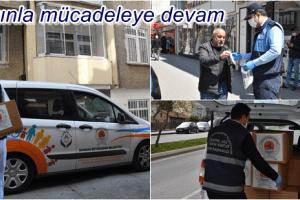 Büyükşehir'de Hiçbir Talep Geri Çevrilmedi