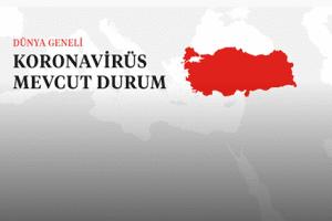 Dünya Genelindeki Koronavirüs Vaka Durumunu 28 Ağustos 2020