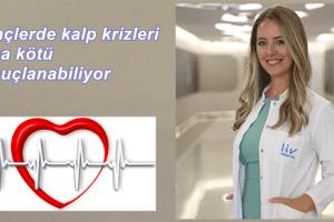 Gençlerde Kalp Krizi Görülmesinin 10 Nedeni