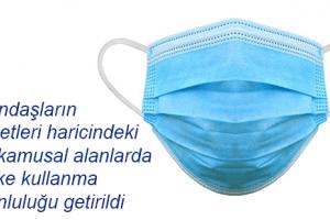 Samsun'da Maske Kullanma Zorunluluğu Uygulanacak