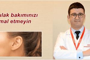 Dış Kulak Enfeksiyonu Tatilinizi Yarım Bırakmasın