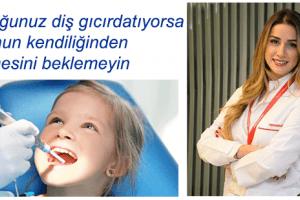 Çocuğunuz Diş Gıcırdatıyorsa
