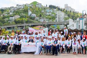 Samsun'da MS Hasta Kampı Düzenlendi