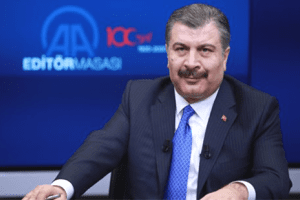"""Sağlık Bakanı Fahrettin Koca; """"Gerekli Tedbirleri Aldık"""""""