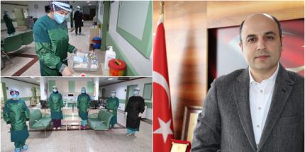 Sağlık İl Müdürü Oruç'tan Ramazan Ayı ve Bayram Uyarısı