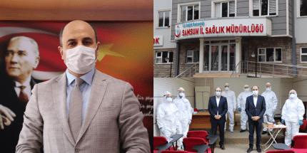 Samsun'da Vaka Sayıları Azalıyor