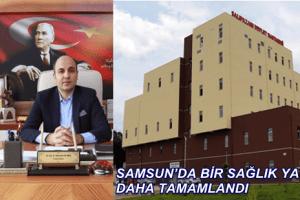 Yeni Salıpazarı Devlet Hastanesi Hizmete Giriyor