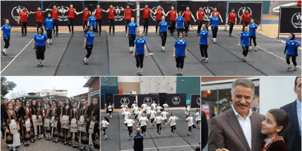 Atakum Belediyespor'un Yıldızları Halk Oyunlarında Zirvede