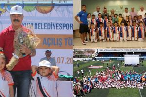 Atakum Belediyespor'dan 'Spor Akademisi'