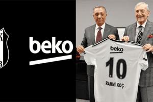 Beko, Yeni Sezonda Beşiktaş'ın Forma Göğüs Sponsoru Oldu