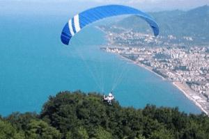 Boztepe, Yeniden Yamaç Paraşütü Uçuşlarına Açılıyor