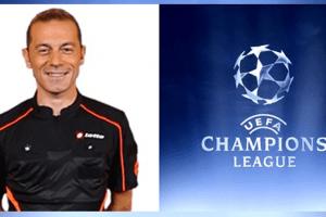 Cüneyt Çakır, Lyon-Barcelona Maçını Yönetecek