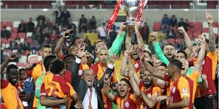 57. Ziraat Türkiye Kupası Galatasaray'ın
