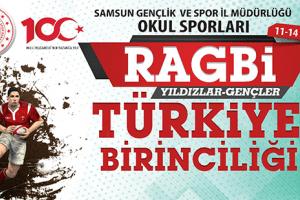 Okullar Arası Ragbi Yıldızlar-Gençler Türkiye Şampiyonası Başlıyor