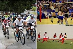 19 Mayıs'ın 100'üncü Yılında Koç Spor Fest Samsun'da