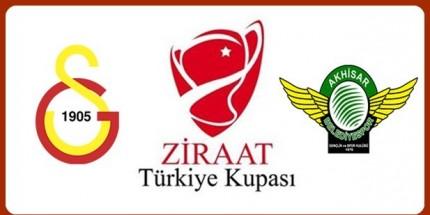 Kupa Finalinde Akhisarspor ile Galatasaray Karşılaşacak