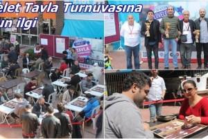 4. Geleneksel Lovelet Tavla Turnuvasında Final