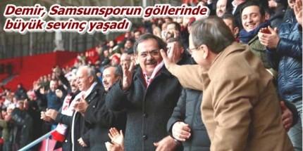 Mustafa Demir: ''Şampiyonluk Yolunda Emin Adımlarla İlerliyoruz''