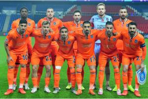 Medipol Başakşehir Şampiyonlar Ligine Veda Etti