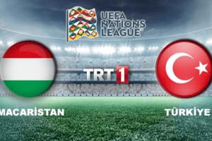 Macaristan-Türkiye Maçı TRT 1'de
