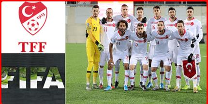 FIFA Dünya Sıralamasında 3 Sıra Yükseldik