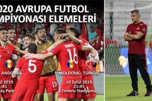 Andorra ve Moldova Maçları Aday Kadrosu Açıklandı