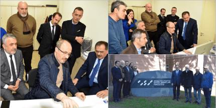 Samsunspor Anıtını OMÜ Güzel Sanatlar Tasarlıyor
