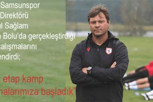 Amacımız Takımı Süper Lige Taşıyacak Kaliteli Oyuncuları Kadroya Katmak