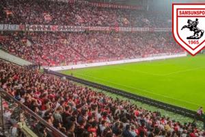 Samsunspor'un Şampiyonluğu Tescil Edildi