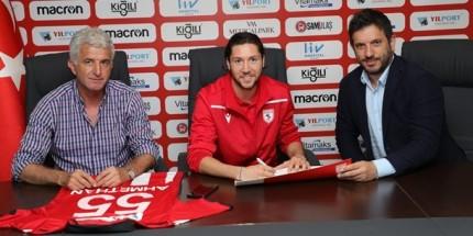 Samsunspor, Fenerbahçe'den Ahmethan Köse'yi Transfer Etti