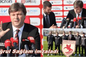 Samsunspor'un Süper Ligin 6'ncı Şampiyonu Olması İçin Buradayım