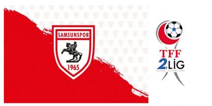 Samsunspor'un Ligdeki Rakipleri Belli Oluyor