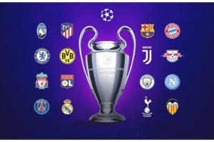Şampiyonlar Ligi'nde Son 16 Turuna Yükselen Takımlar