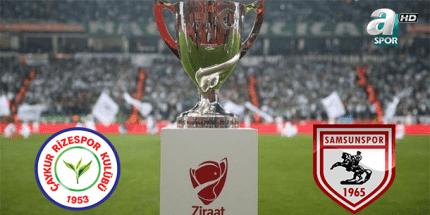 Samsunspor'un Çaykur Rizespor Maçı A Spor'dan Canlı Yayınlanacak
