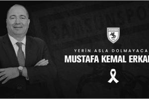 Mustafa Kemal Erkanat KOVİD-19'dan Vefat Etti