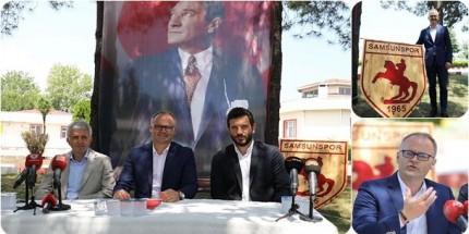 Samsunspor'da İrfan Buz Dönemi Resmen Başladı