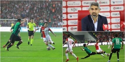 Samsunspor Play-Off'ta Elendi
