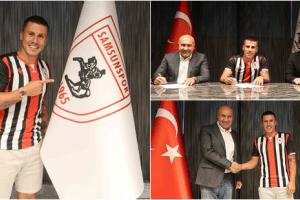 Kerem Can Akyüz Samsunspor'da