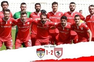 Samsunspor, Manisaspor Deplasmanında 3 Puanı 2 Golle Aldı