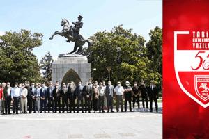 Samsunspor'un 55'inci Kuruluş Yıl Dönümü