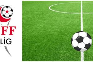 TFF 1. Lig'de Play-Off Eşleşmeleri ve Maç Programı