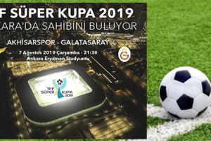 2019 TFF Süper Kupa Sahibini Buluyor