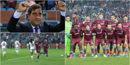 Trabzonspor Adını Play-Off Turuna Yazdırdı