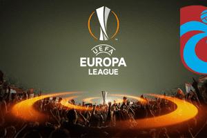 Trabzonspor, UEFA Avrupa Ligi'nde Yoluna Devam Ediyor